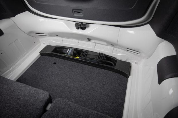 2020 Skoda CITIGOe iV Elektroauto Kofferraum