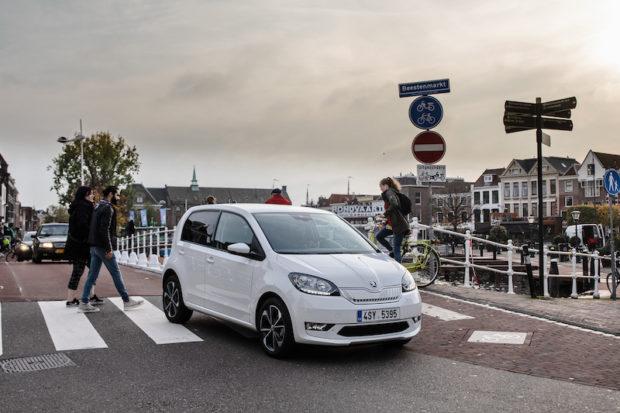 2020 Skoda CITIGOe iV Elektroauto
