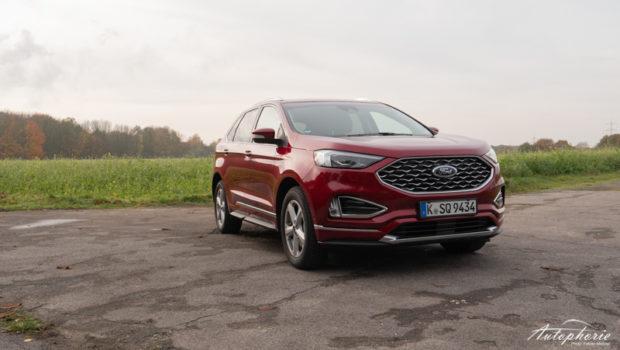 Ford Edge Vignale Kirsch Rot metallic