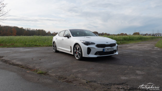 Kia Stinger GT Modelljahr 2019