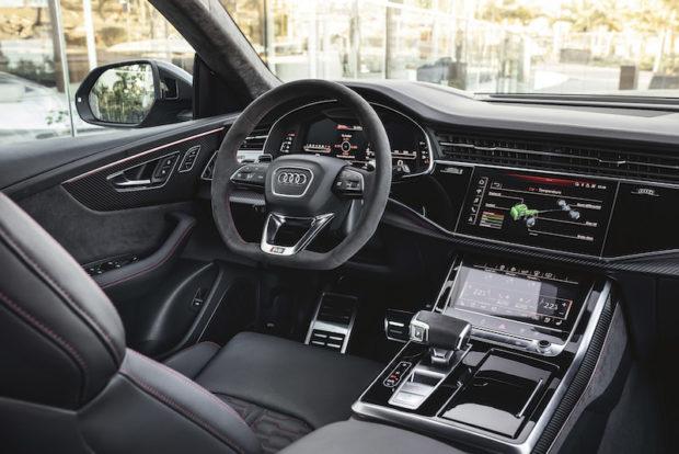 Audi RS Q8 Cockpit