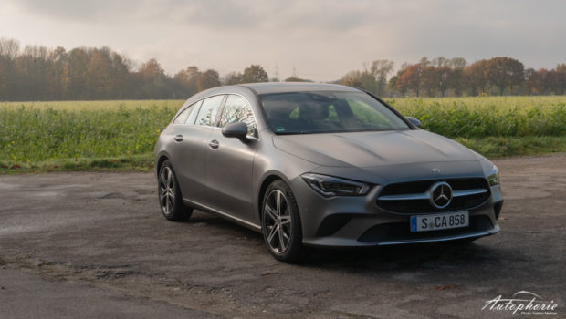 2020 Mercedes-Benz CLA 250 4MATIC Shooting Brake