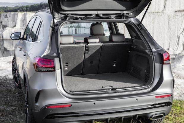 2020 Mercedes-Benz GLA Kofferraum