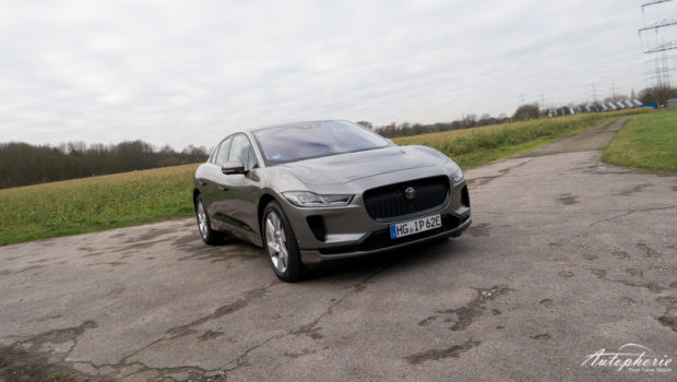Jaguar I-Pace EV 400 AWD Test