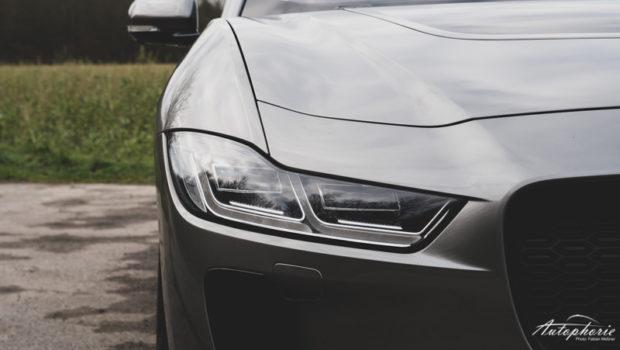 Jaguar I-Pace Matrix LED