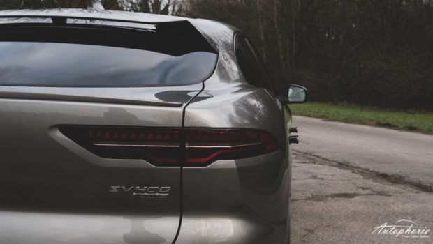 Jaguar I-Pace EV 400 AWD Aerodynamik Heck