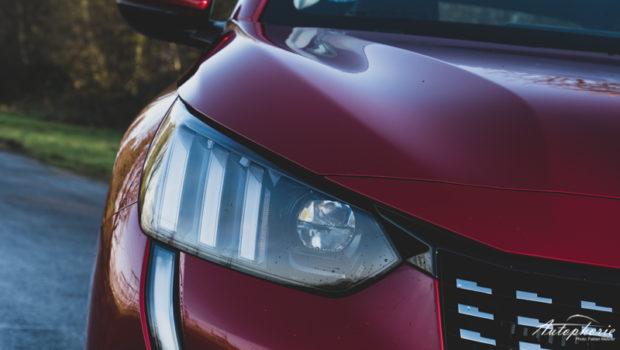 Peugeot 208 LED Scheinwerfer