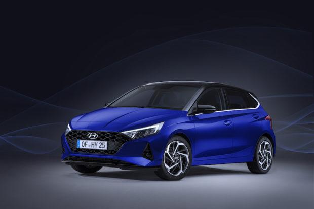 2020 Hyundai i20 48V Mild Hybrid