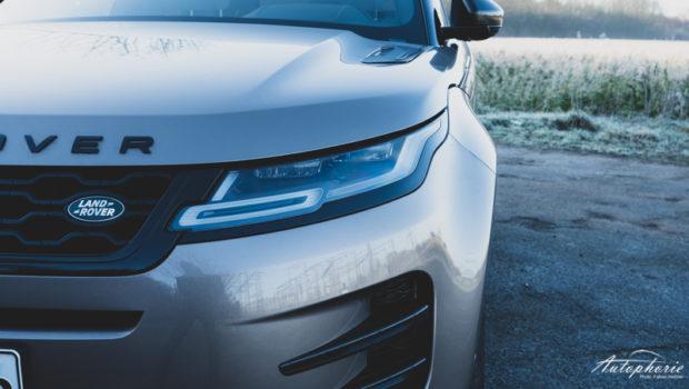 2020 Range Rover Evoque Scheinwerfer