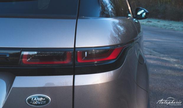 2020 Range Rover Evoque Heckleuchte