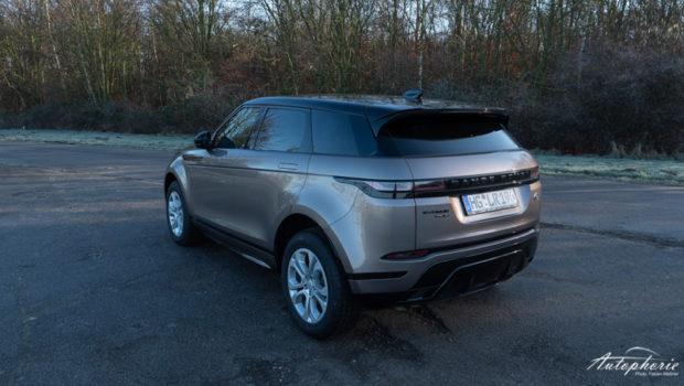 2020 Range Rover Evoque D180 SE R-Dynamic Heck