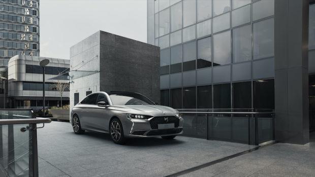 2021 DS 9 Limousine Front