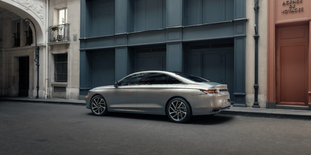 DS 9 Limousine 2021 Modell