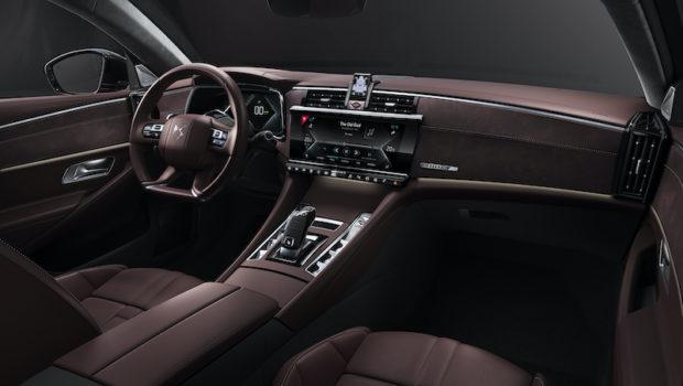 DS 9 Limousine Cockpit