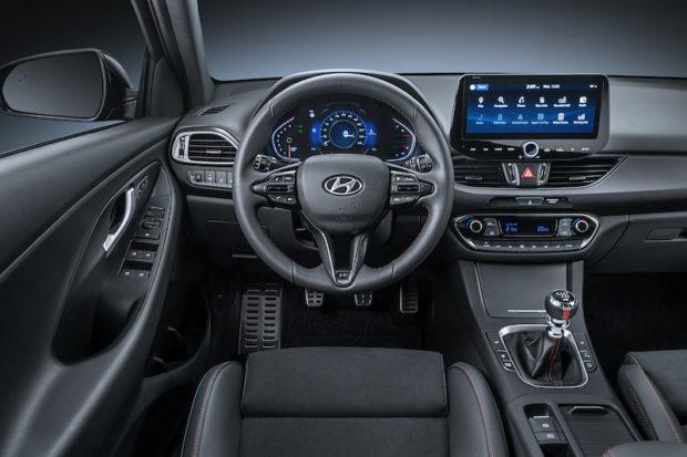 2021 Hyundai i30 Interieur