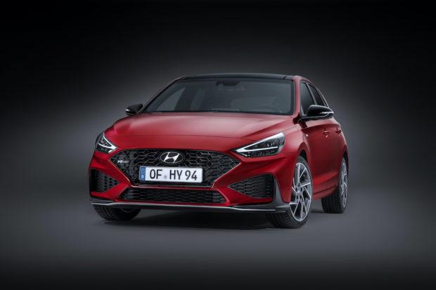 Neuer Hyundai i30 Fünftürer