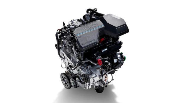 2021 Kia Sorento Smartstream Hybrid Motor