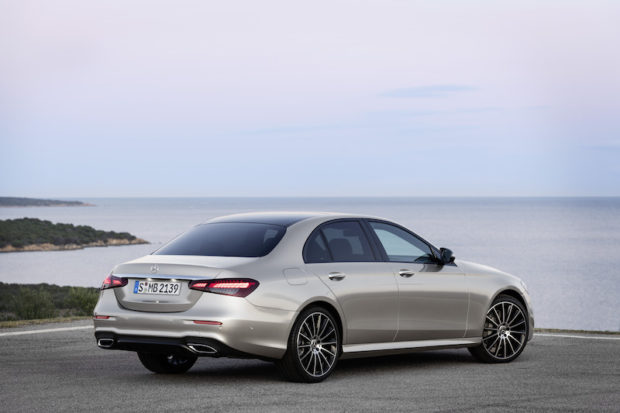 E-Klasse Limousine 2020 Modellpflege