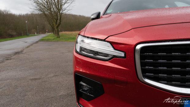 Volvo S60 T6 AWD R-Design Licht