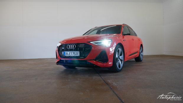 Audi e-tron Sportback Front catalunyarot