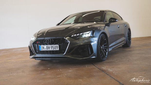Audi RS5 Sportback 2020 Front