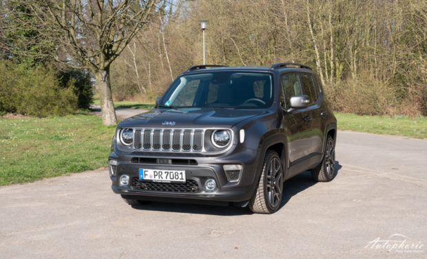 Jeep Renegade 1.3 T-GDI Limited