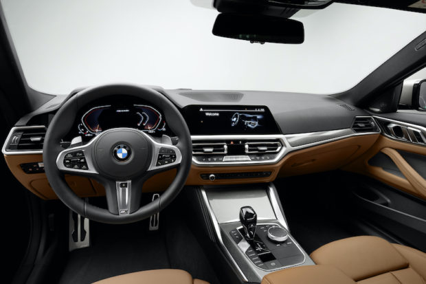 Cockpit BMW 4er Coupé G22