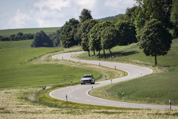 Porsche Cayenne GTS (E3)