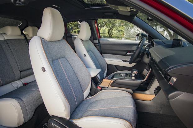 Mazda MX-30 e-Skyactiv Interieur Modern Confidence