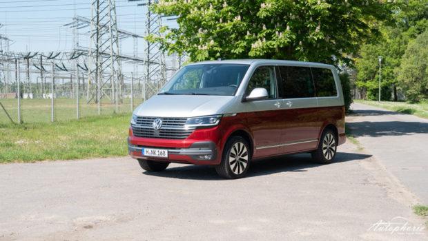VW Multivan 6.1 Cruise Frontansicht