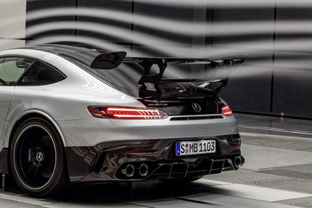 Mercedes-AMG GT Black Series Heckflügel