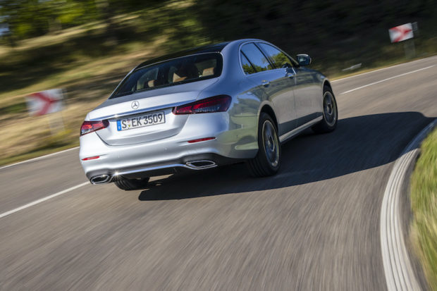 Mercedes-Benz E350 W213 mopf 2020 Hightech silver
