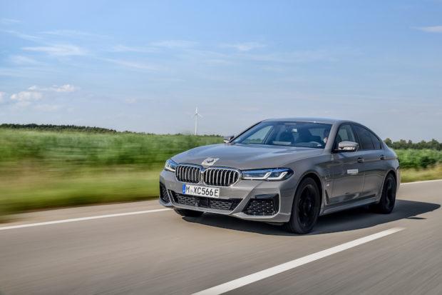 BMW 545e xDrive (G30 LCI) Test