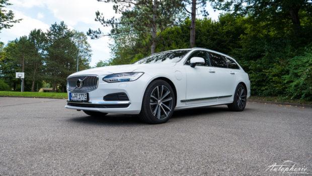 Volvo V90 T6 Recharge Modelljahr 2021