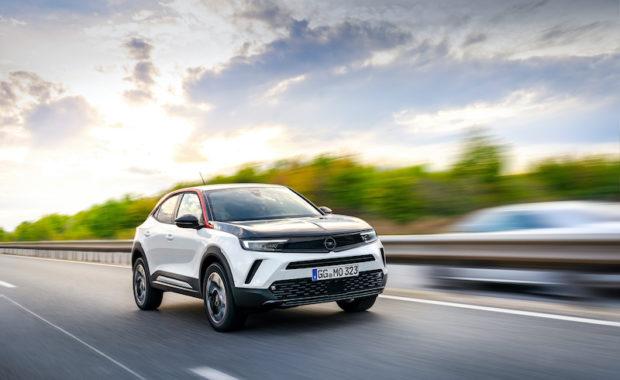 2020 Opel Mokka GS Line Front