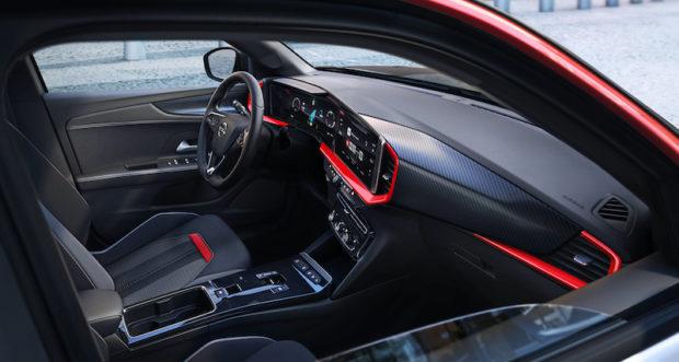 2020 Opel Mokka GS Line Interieur