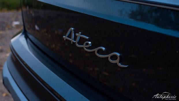 Seat Ateca Xperience Schriftzug