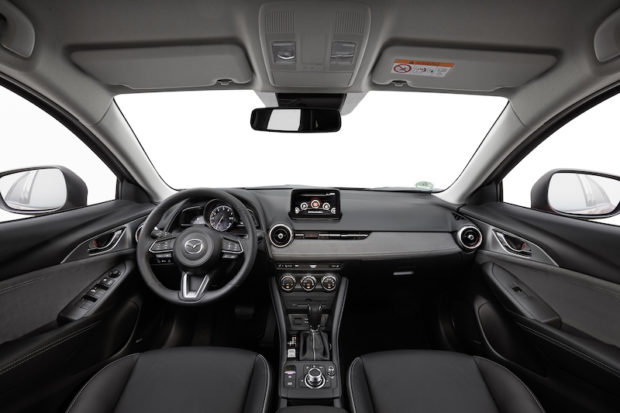 2021 Mazda CX-3 Cockpit