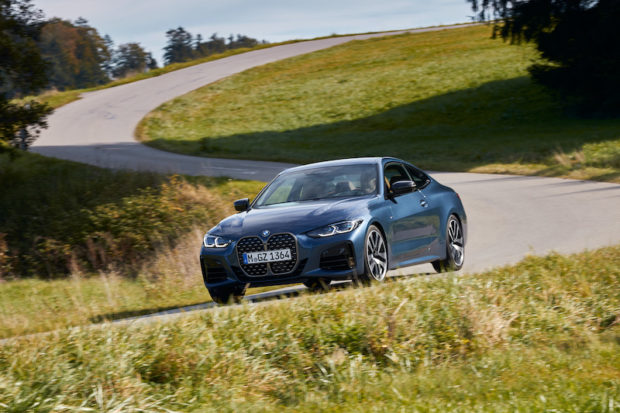 BMW M440i xDrive Coupe G22 Test