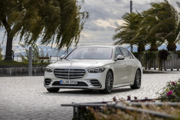 S500 4MATIC (V223) Front AMG Line