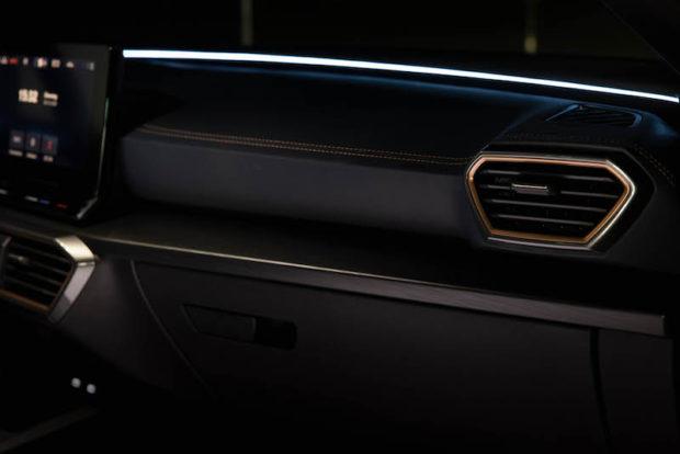CUPRA Leon Sportstourer e-Hybrid Innenraum