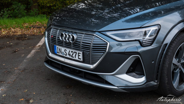 Audi e-tron S Sportback Grill