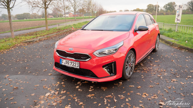 2020 Kia Ceed GT DCT Trackrot Front