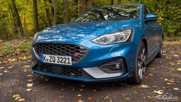 Ford Focus ST Turnier Diesel Front
