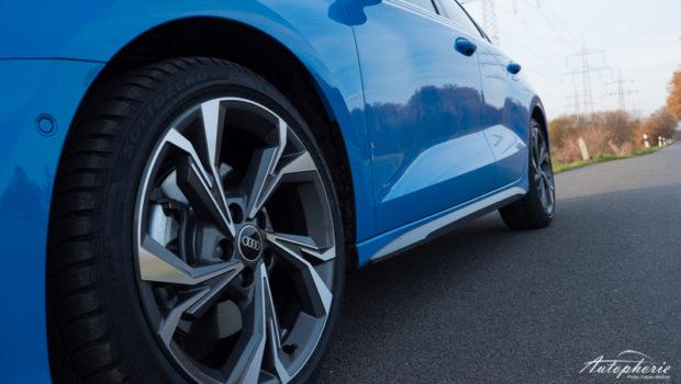 Audi A3 Limousine Felgen 18 Zoll