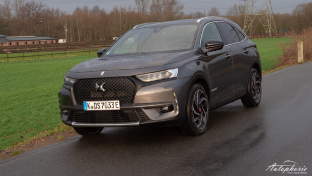DS 7 Crossback E-Tense 4x4 Performance Line