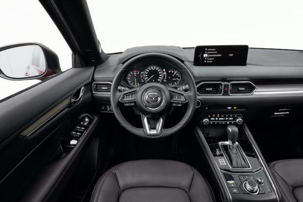 Mazda CX-5 2021 Cockpit