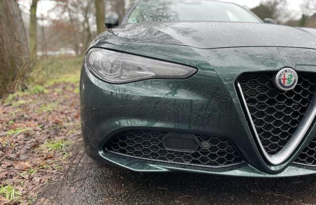 2020 Alfa Romeo Giulia Verde Visconti