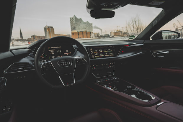 Audi RS e-tron GT Innenraum
