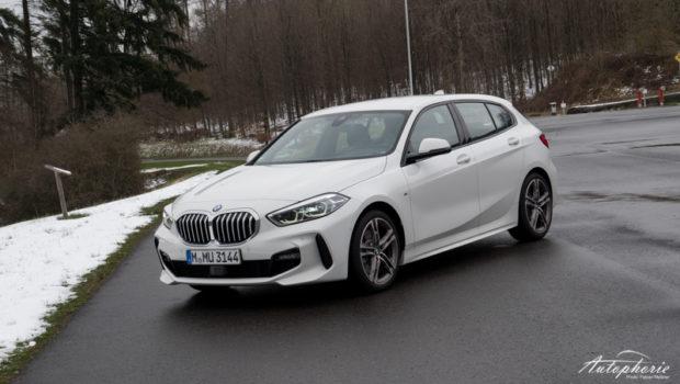 BMW 120d xDrive M Sport Front